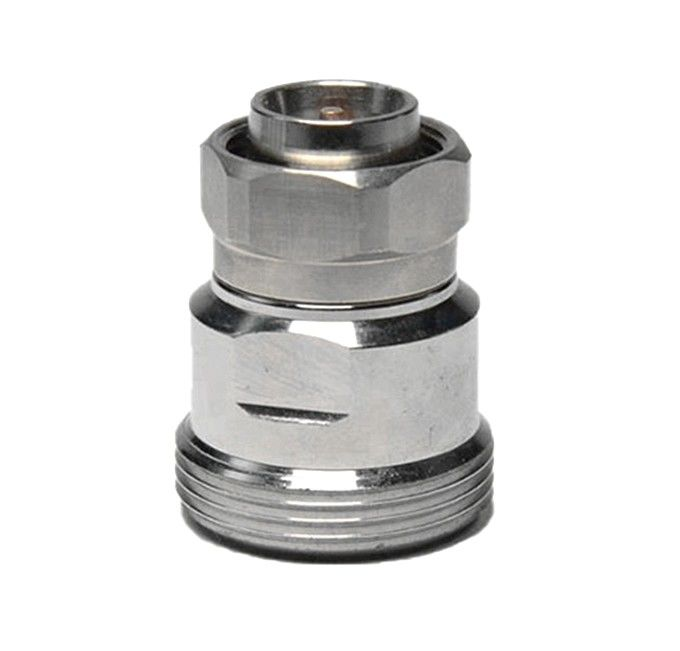 Mini DIN Male RF Coaxial Connector, Adapter Konektor Kabel Coaxial