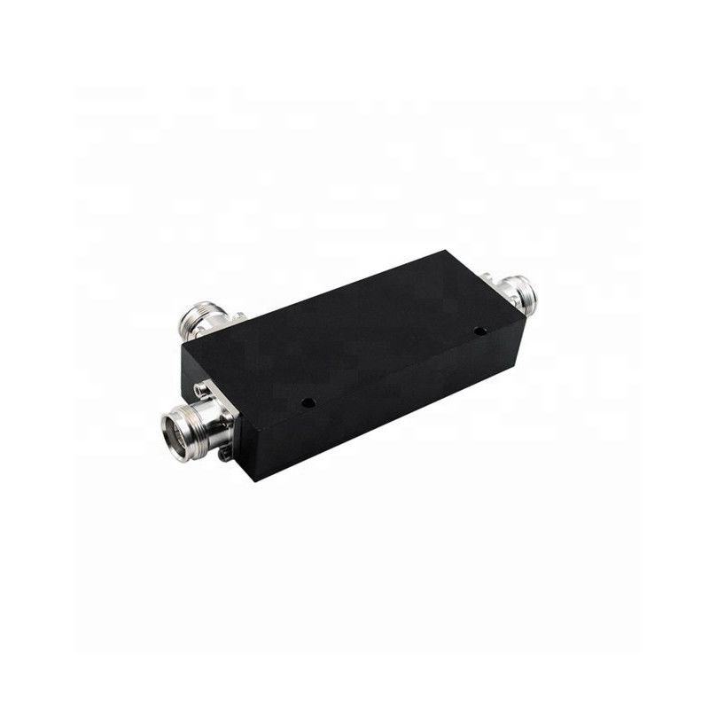 698 - 2700MHz 4.3-10 Mini Din Rf Directional Couplers, Female 20 Db Directional Coupler